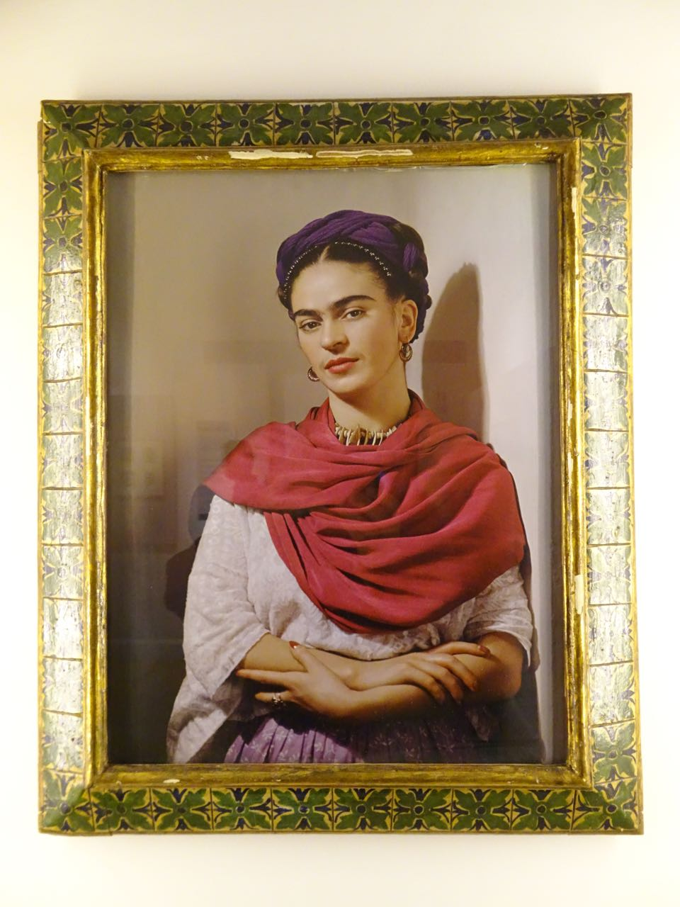 Frida, in Mexiko verehrt!