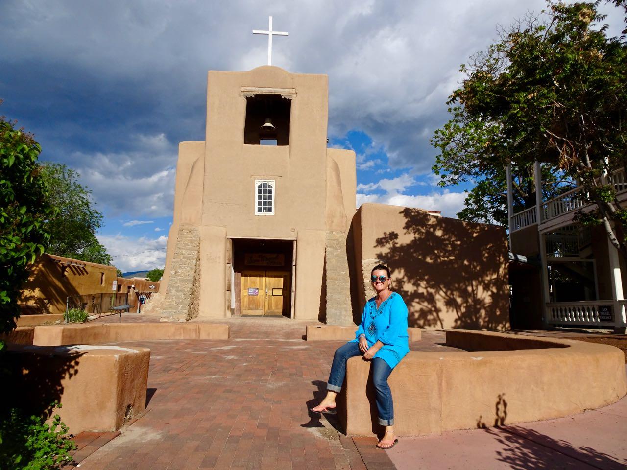 Älteste Kirche der USA 1610