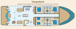 Deckplan Maindeck
