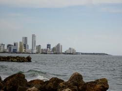Zurück in Cartagena