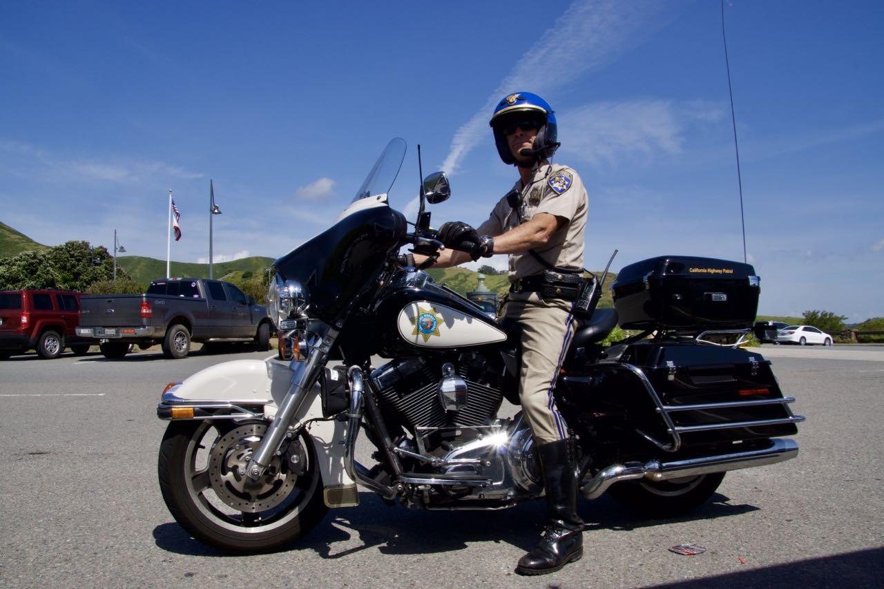 Nice Sheriff-begeistert vom Ländy