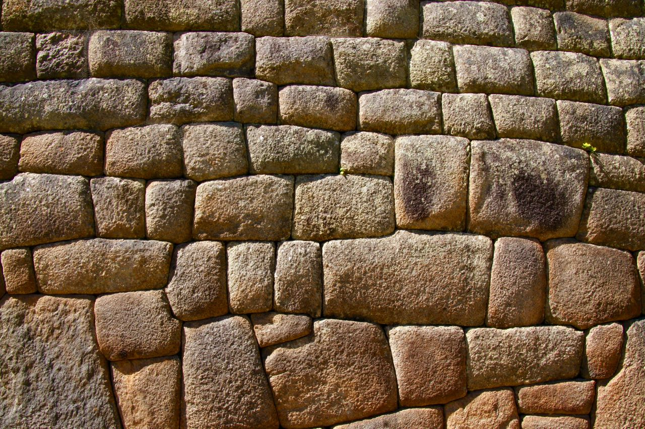 Perfekte Mauern