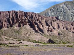Karges Gebirge