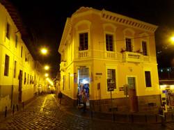 Altstadt am Abend - ziemlich leer