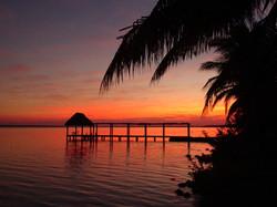 Sundowner Laguna Bacalar