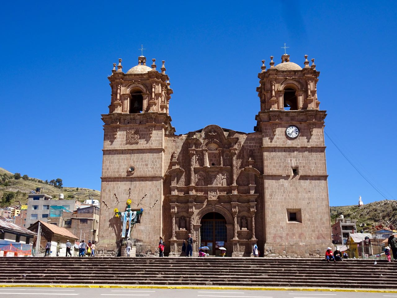 Kirche von Puno