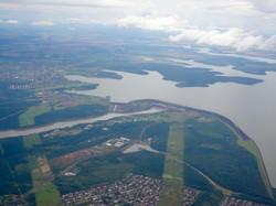Itaipù Staudamm, grösster der Welt