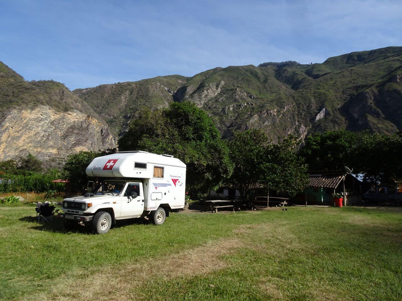 Camping Quinta Recreo La Huerta