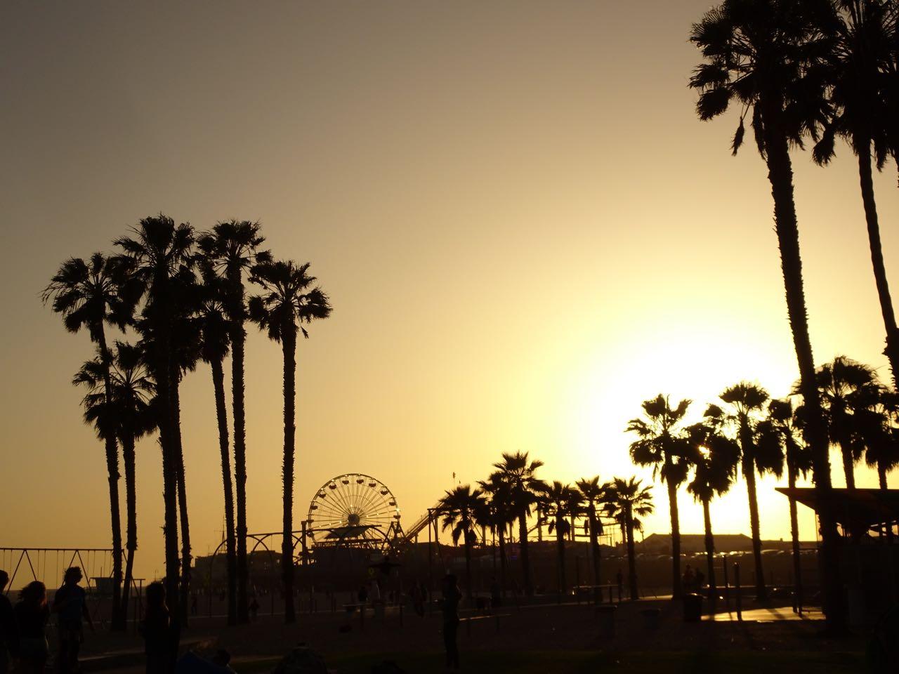 Santa Monica - Sundowner