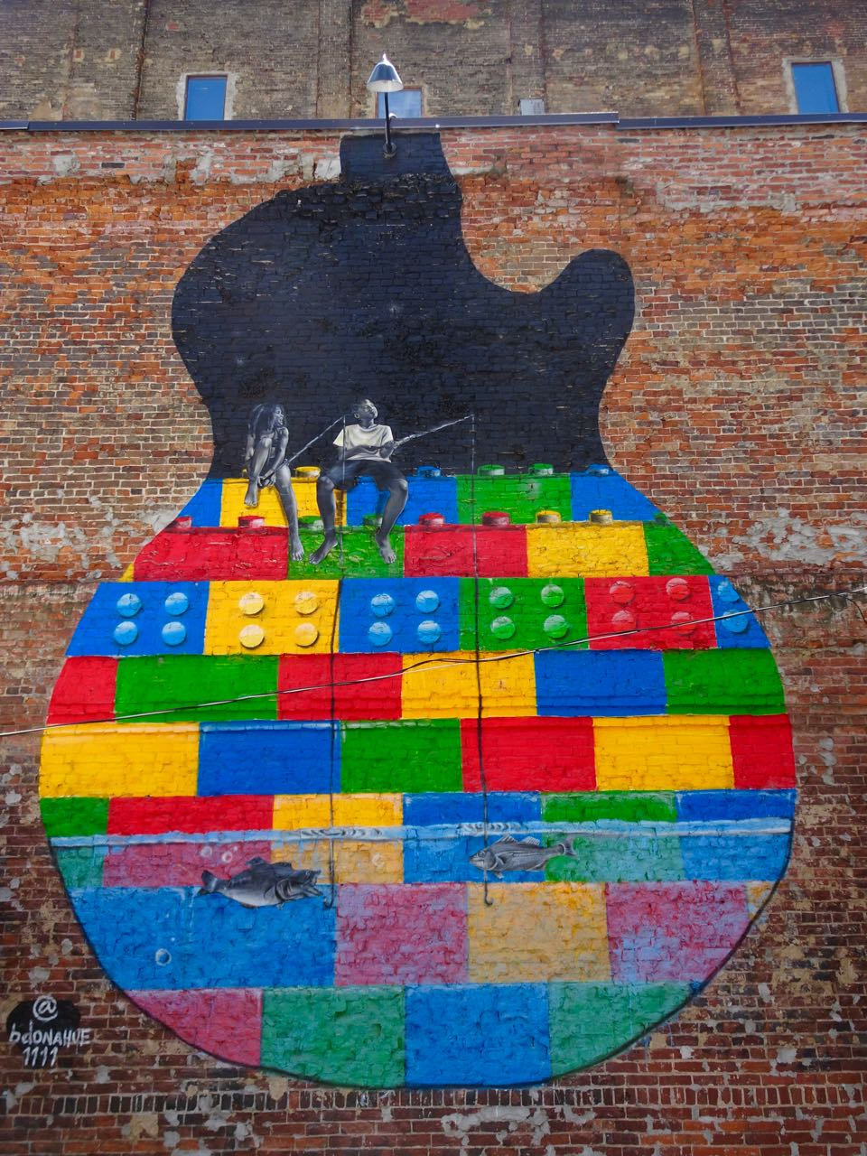 Für Legofans...