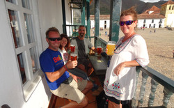BBC Bierchen in Villa de Leyva