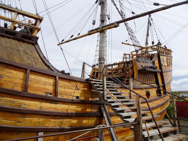 Schiff von Magellan