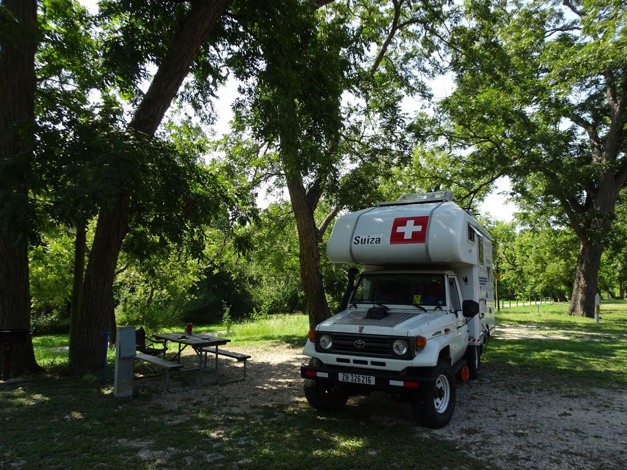 Camping San Antonio