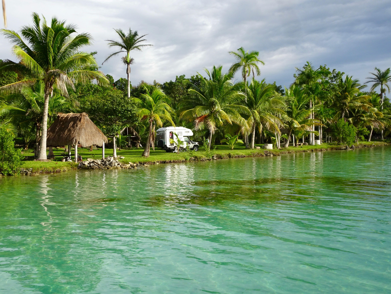 Wunderbarer Platz, Cuyucon Maya