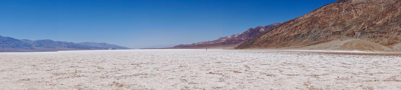 Salzpfanne bei Badwater