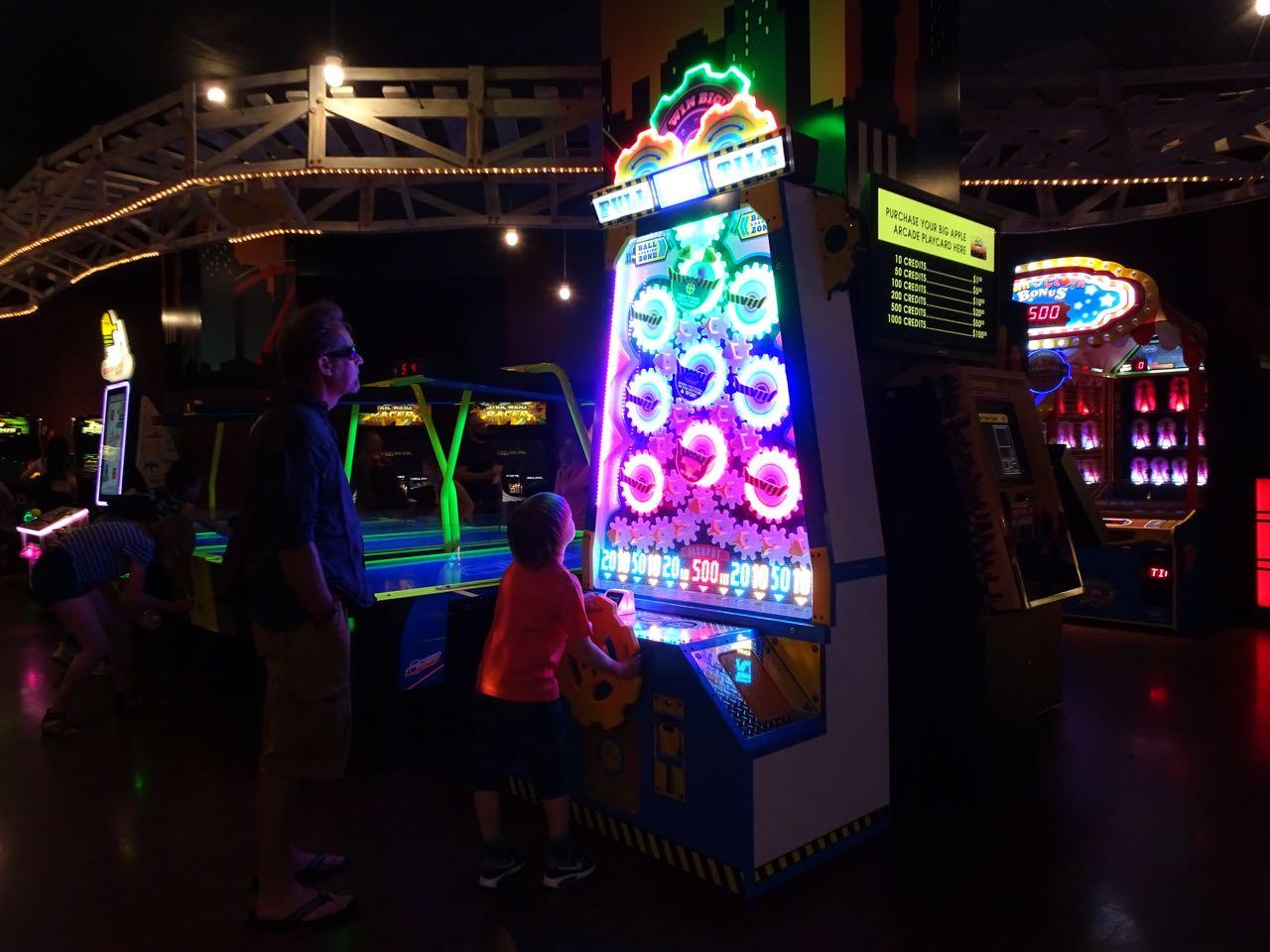 Las Vegas-auch für Kleine