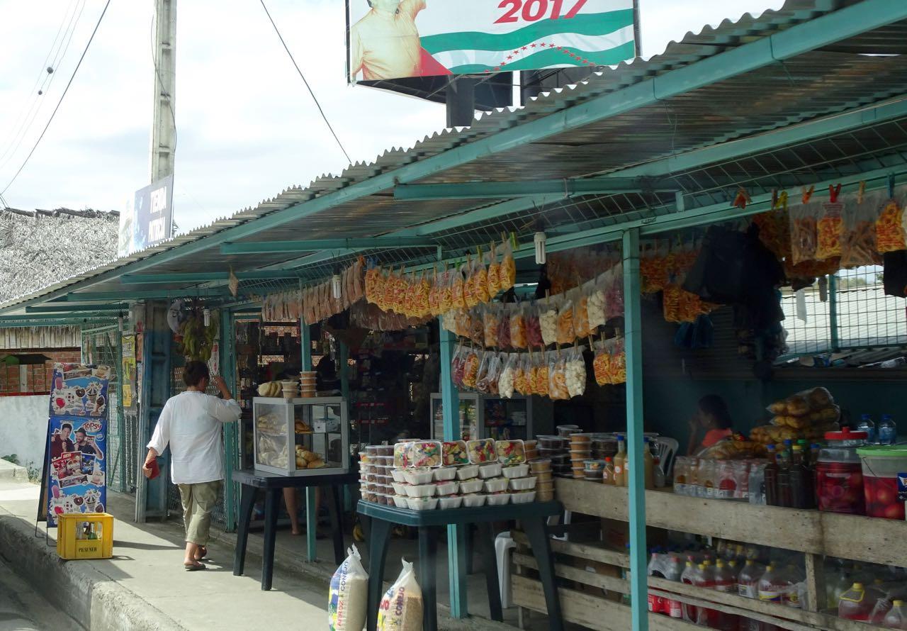 Ecuadorianischer Laden