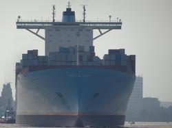 Frachter aus China