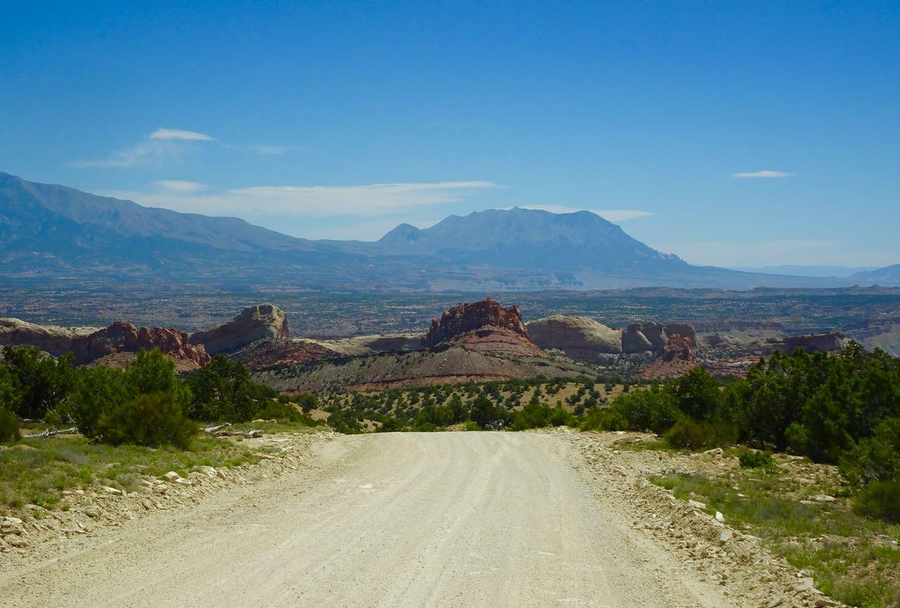 Nice Dirt Road