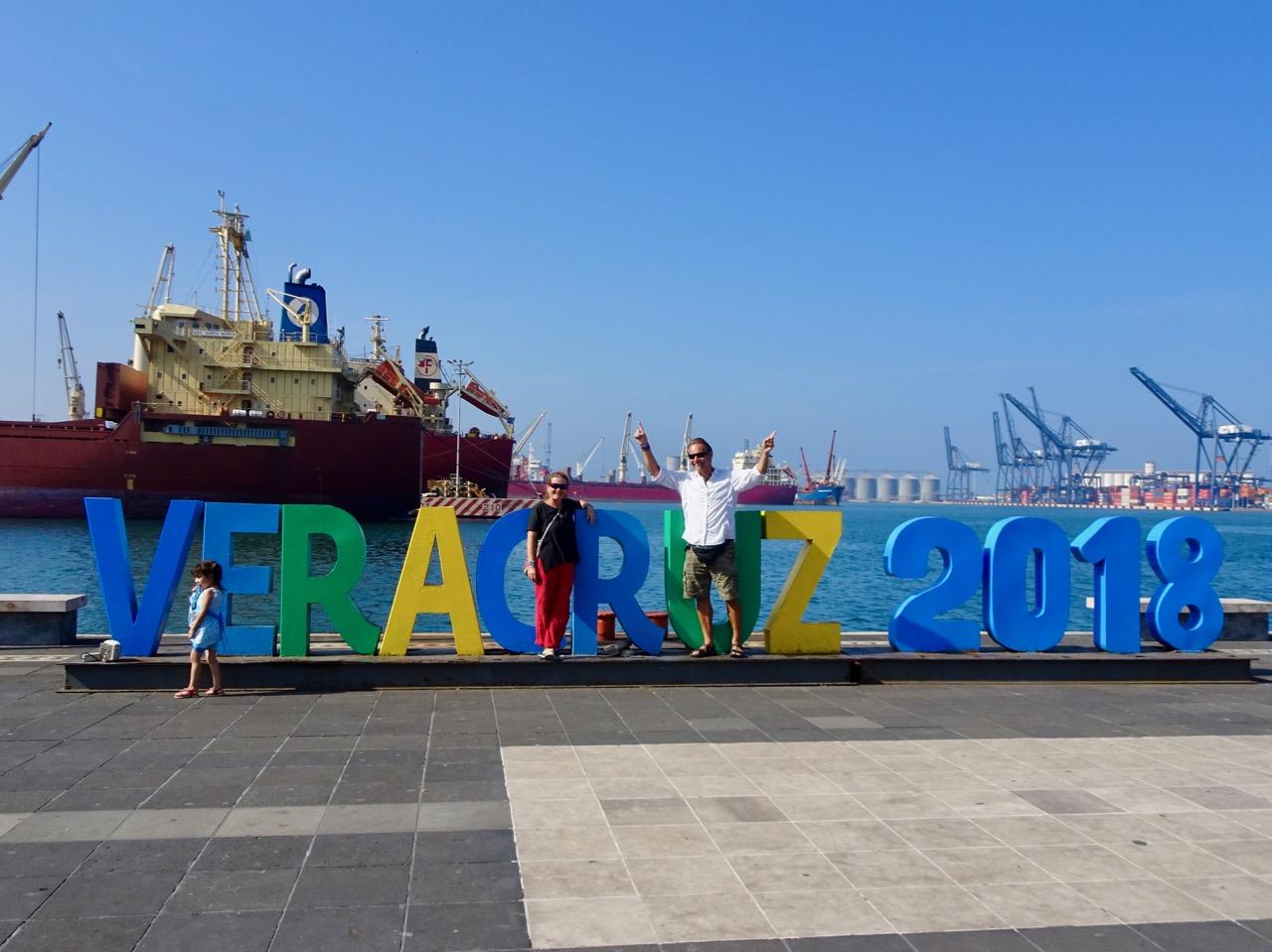 Hafenstadt Veracruz