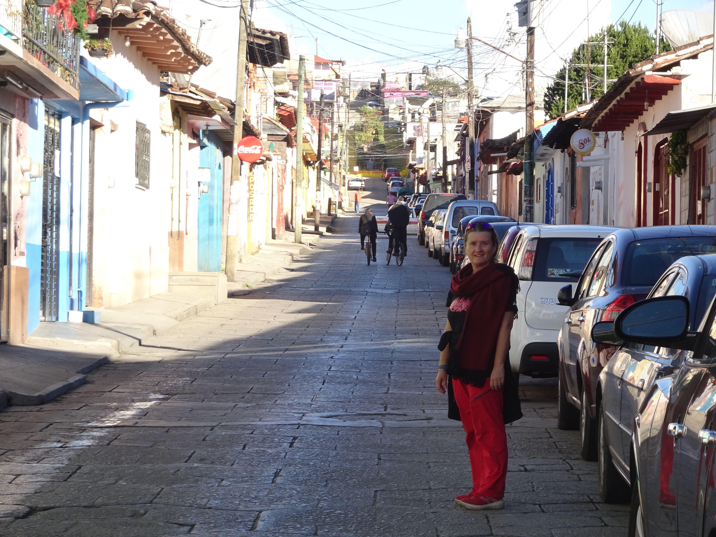 San Cristobals Gassen