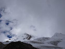 Huayina Potosi 6088 m