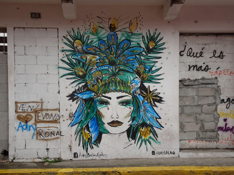 Street Art -auch hier