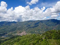 Kolumbien - immer grün