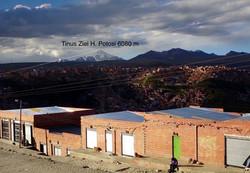 Blick von El Alto