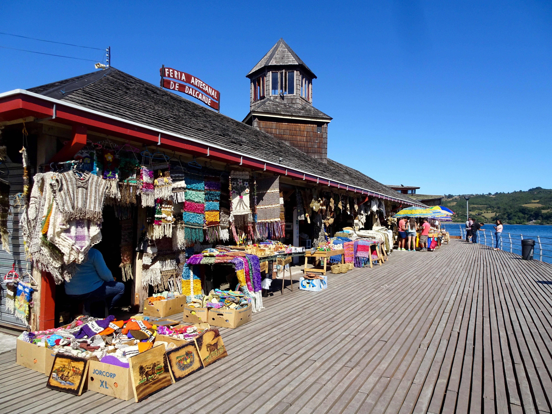 Handwerkermarkt von Dalcahue