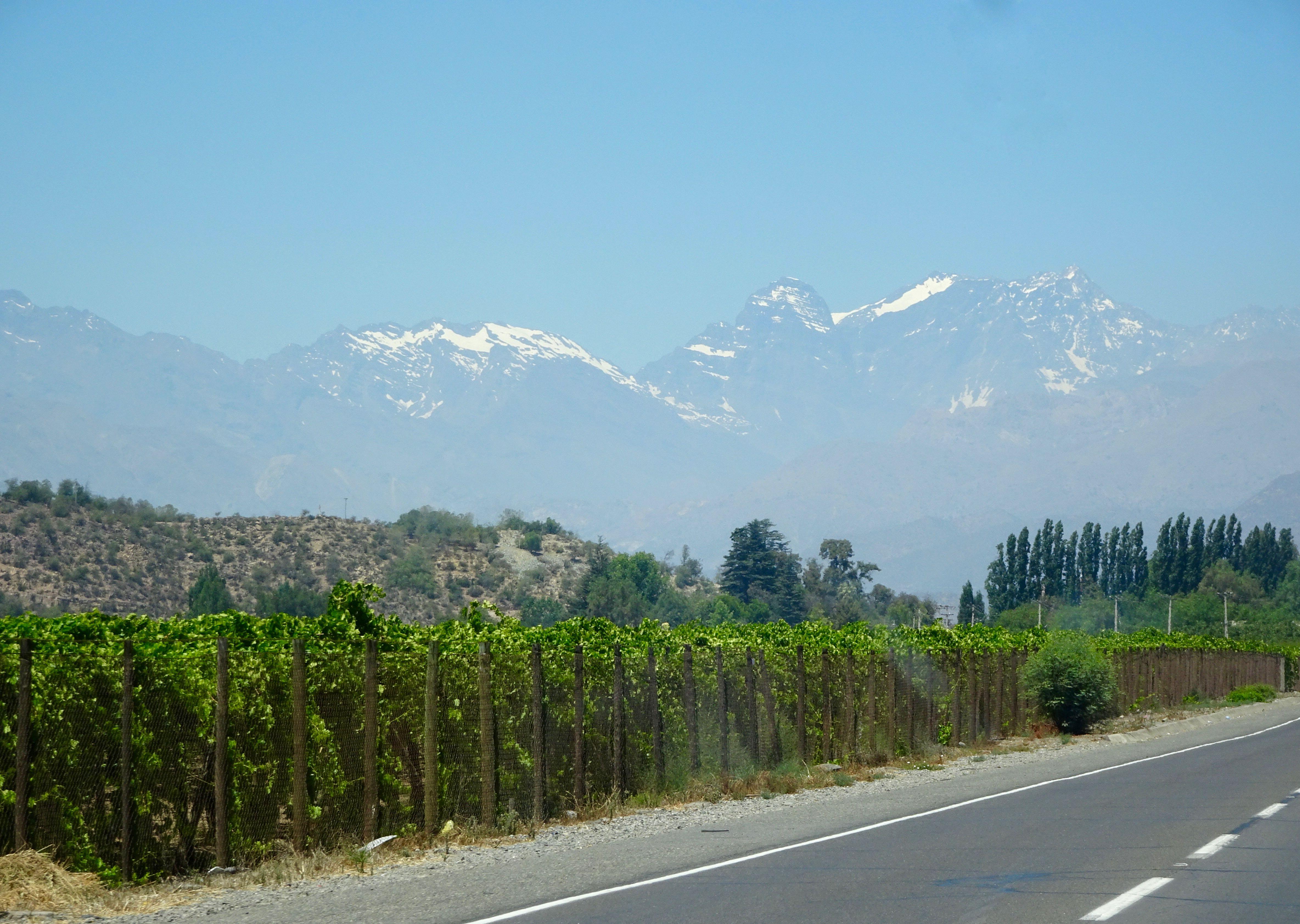 Ruta Los Andes