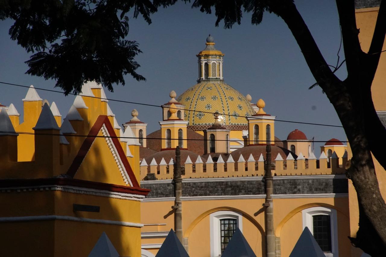 Eine der 36 Kirchen