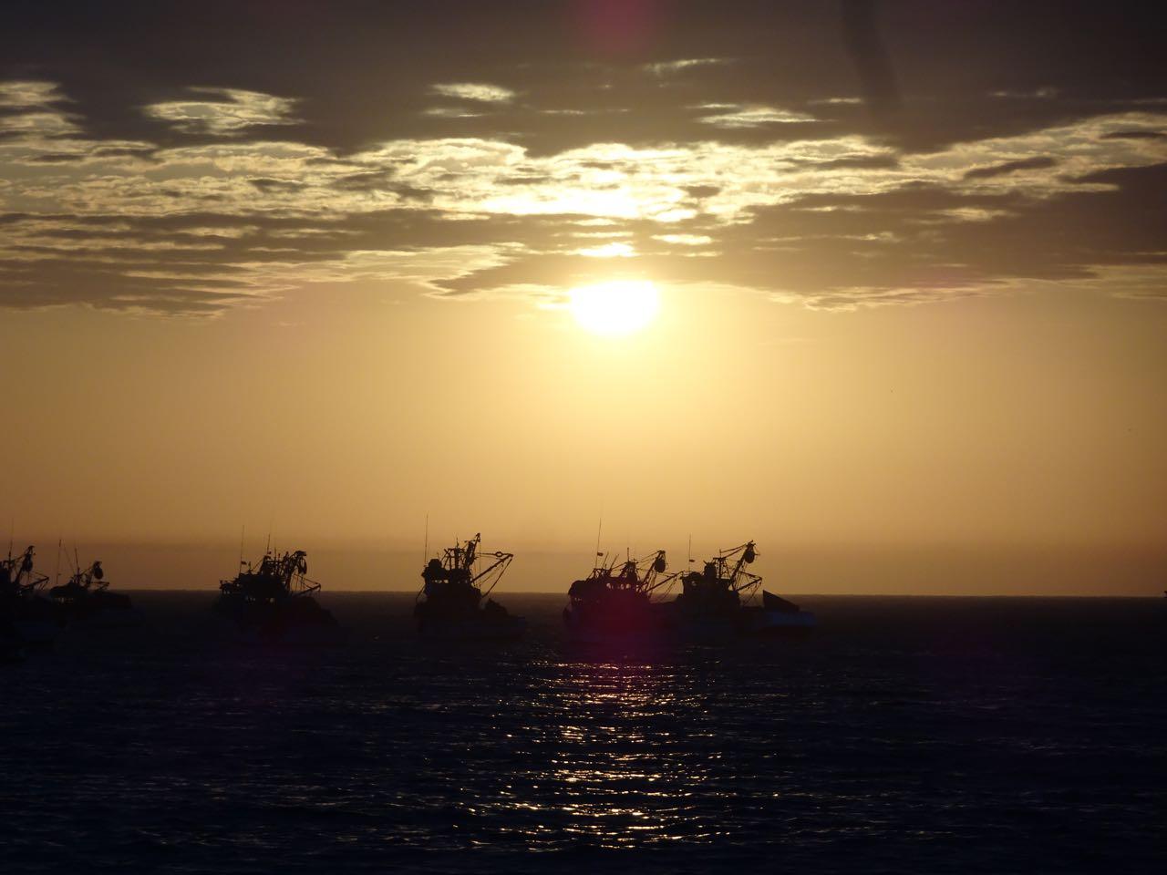 Wieder mal Sonnenuntergang