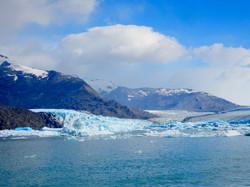Gletscher Upsala