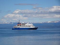 Die Sea Explorer - Schwesterschiff
