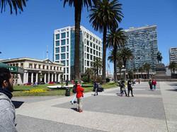 Hauptplatz in Montevideo