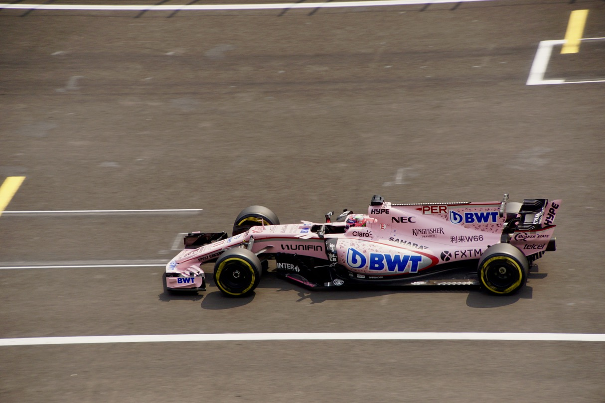 Checo - Liebling der Mexis