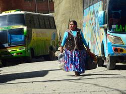Typische Boliviana