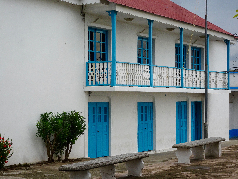 Flores Gemeindehaus
