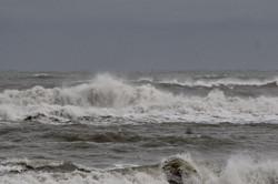 wie an der Nordsee..