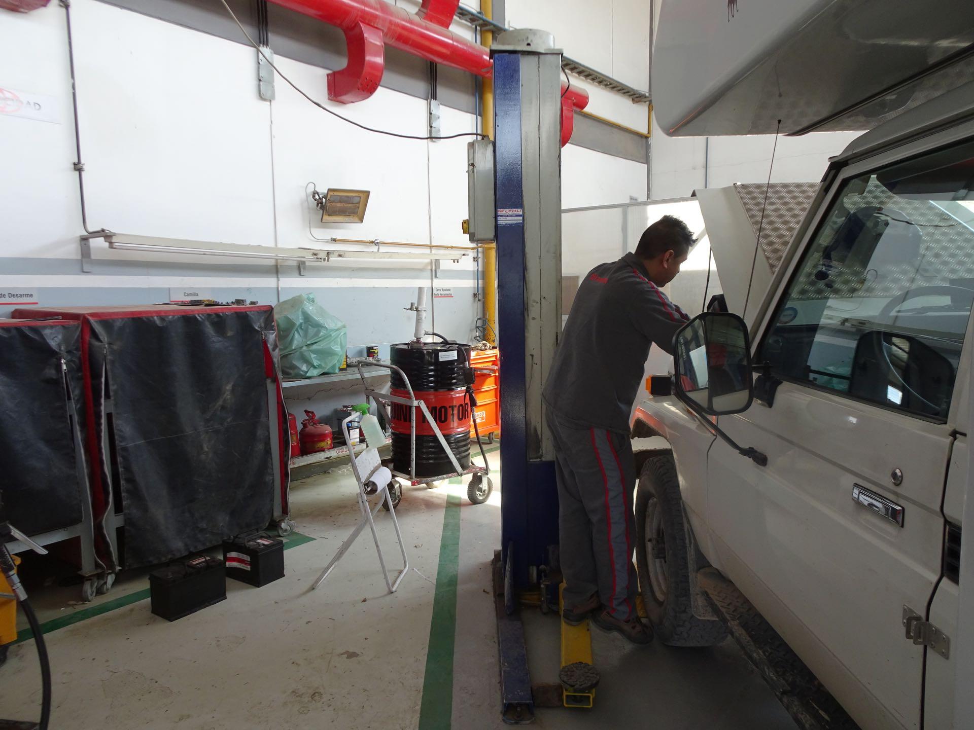 Toyota Garage Puerto Madryn