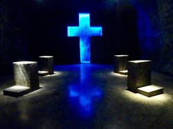 Eine der Kapellen