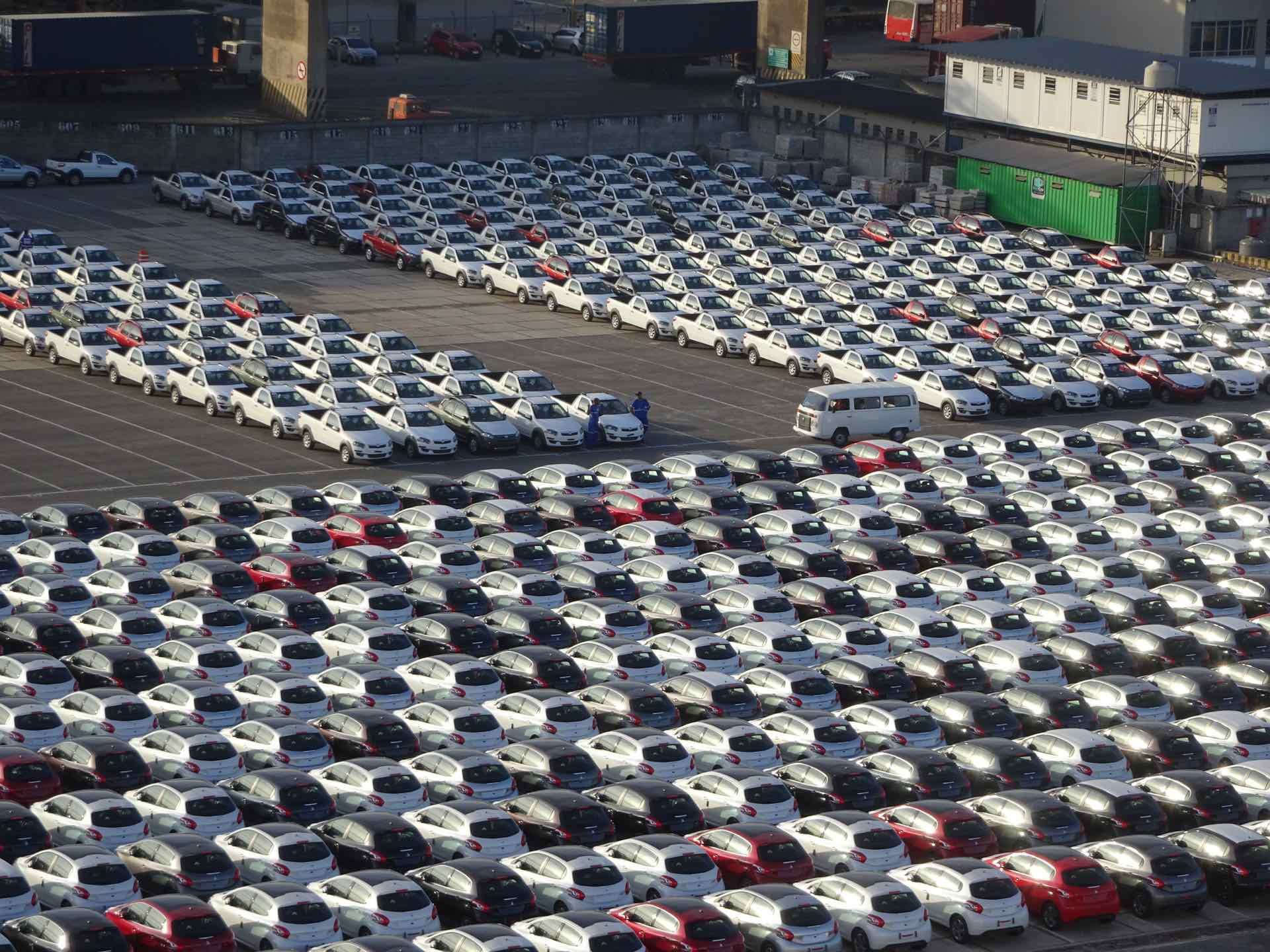 Autos der Grande Francia