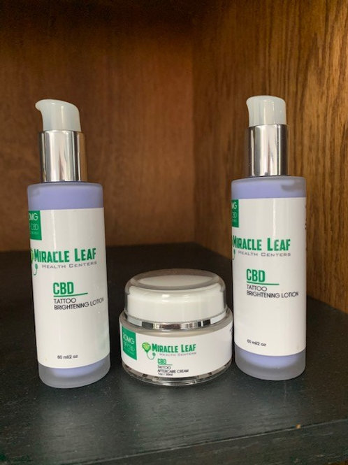 Miracle Leaf Tattoo Aftercare Cream