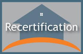 In-office Recertification