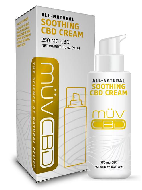 MUV Soothing CBD Topical Cream