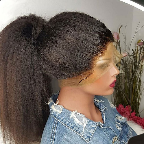 Straight Lace Front Hair Wigs