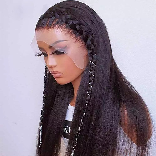 Lace Front Wigs Natural hair