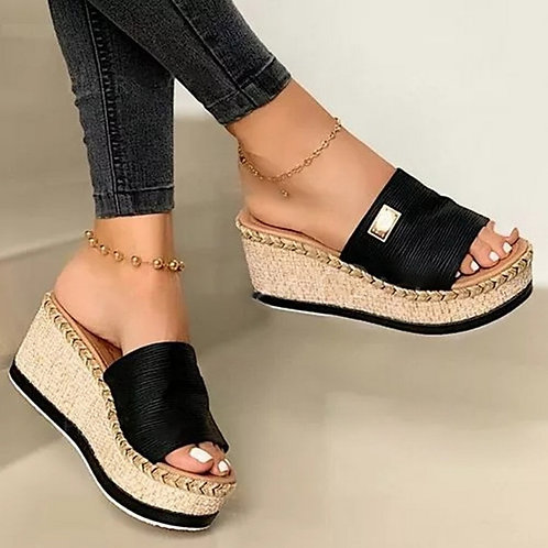 Wedges Platform C&S Sandals