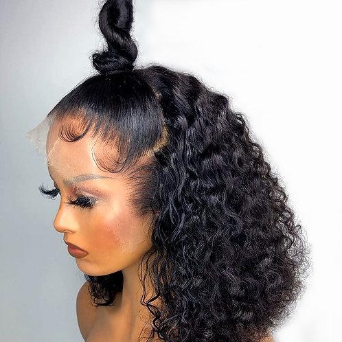Lace Front Wig Short Bob Frontal Human Hair
